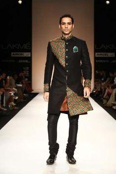 Shyamal & Bhumika designer wear for grooms | Men's Fashion ...