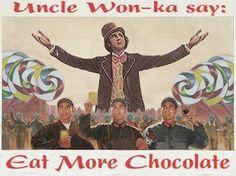 Wonka propaganda art  http://www.extramoeniart.it/overseas-oltre-i-confini/propaganda-power-and-persuasion