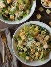 Caesar Salad with Chipotle Greek Yogurt Dressing....
