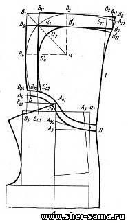 §18. Design hoods - Chapter IV - Construction of men's outerwear - Everything about sewing