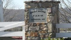 Sagamore Farm Glyndon, Maryland