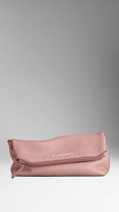 The Petal in Two-Tone Leather   Burberry