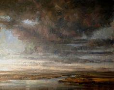Convergence by Jill Basham Oil ~ 16 x 20