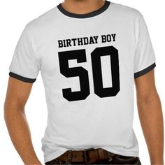 >>>Low Price          	Birthday Boy 50 T Shirts           	Birthday Boy 50 T Shirts in each seller & make purchase online for cheap. Choose the best price and best promotion as you thing Secure Checkout you can trust Buy bestThis Deals          	Birthday Boy 50 T Shirts Review on the This webs...Cleck See More >>> http://www.zazzle.com/birthday_boy_50_t_shirts-235903870730047131?rf=238627982471231924&zbar=1&tc=terrest