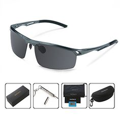 Sport  Sunglasses From Amazon ** Check out the image by visiting the link.Note:It is affiliate link to Amazon.