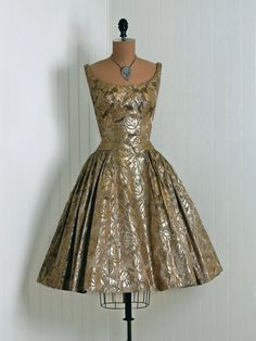 Dress, 1950s, Timeless Vixen Vintage