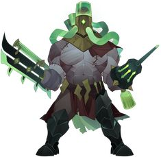 """I am back."" Izold is a durable strength-based warrior of the Graveborn faction. He utilizes chemicals to increase his health and haste as well as damage enemies. His needle strike ability stuns enemies. Izold's ultimate ability ""Toxic Transfusion"" allows him to boost his own health, haste, and attack ratings. 1 Background 2 Skills 3 Signature Item 3.1 Item: Doomstriker Syringe 3.2 Skill: Lethal Dose 4 Furniture Set Bonuses 4.1 Exertion 5 Voice Lines 6 Official Art 6.1 Icons 6.2 In-Game ... Healing Light, Epic Characters, I Am Back, All Hero, Hero Arts, Character Design Inspiration, Game Character, Game Design, Creatures"
