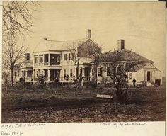 The 8 Most Haunted Places In Virginia Abandoned Mansions, Abandoned Houses, Abandoned Places, Abandoned Plantations, Haunted Houses, Abandoned Castles, Chatham Manor, Fredericksburg Virginia, Georgian Style Homes