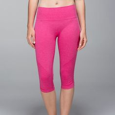 2f44073402b72b Lululemon Zone In Crop Tights $128/$3 Athletic Outfits, Flow, Bermuda  Shorts,