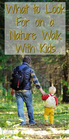 Nature Walk with Kids Hiking with your kids this fall? Going on a nature walk with kids is so much more than a walk in the woods. They are a life skill kids need to know, and it teach kids about self-reliance. Autumn Activities For Kids, Hands On Activities, Science Activities, Nature Activities, Summer Activities, Rainforest Activities, Science Fun, Baby Activities, Baby Games