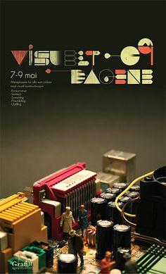 Design by Anette Hammer -  http://cmykkel.posterous.com/