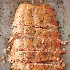 """Best-selling cookbook author Mark Bittman says, """"This basic recipe is easy and reliable, and the results taste great. You can use any thick fillet or fish steak in place of salmon -- swordfish and halibut are also good."""" This recipe is adapted from Bittman's """"How to Cook Everything: The Basics."""""""