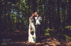 Wedding in the Nature II by JozefKadela