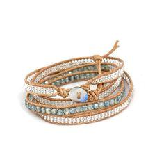 Diani 4x Wrap Bracelet