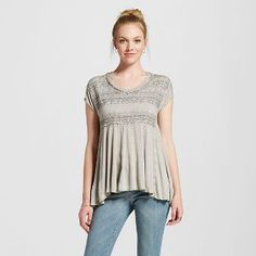 995c32993a9dad Women s Washed Sharkbite Tee - Knox Rose ™