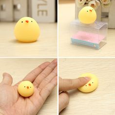 Fat Chicken Squishy Squeeze Cute Healing Toy Kawaii Collection Stress Reliever Gift Decor Sale - Banggood Mobile