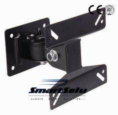 "$18.10 (Buy here: https://alitems.com/g/1e8d114494ebda23ff8b16525dc3e8/?i=5&ulp=https%3A%2F%2Fwww.aliexpress.com%2Fitem%2FFree-shipping-black-Articulating-Adjustable-Swivel-Tilt-LED-LCD-TV-Wall-Mount-Brackets-10-26-steel%2F1000001254843.html ) Free shipping black Articulating Adjustable Swivel Tilt LED LCD TV Wall Mount Brackets 10""~26"" steel support 50kg 65~350mm Stand for just $18.10"