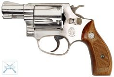Smith & Wesson Model 36 / 38 - Internet Movie Firearms Database - Guns in Movies, TV and Video Games 45 Caliber Pistol, Revolver Pistol, Smith And Wesson Revolvers, Smith N Wesson, Weapons Guns, Guns And Ammo, Rifles, Bushcraft, 38 Special Revolver
