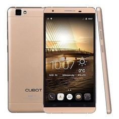 awesome 5.5 CUBOT X15 Android 5.1 2GB 16GB 16MP FHD Quad Core 4G LTE Smartphone GPS - For Sale