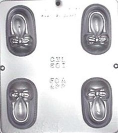 Baby Shoe Chocolate Candy Mold Baby Shower
