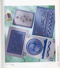 Cantecleer - De Mooiste Kaarten Zelf Borduren - Elife Genc - Picasa Webalbum