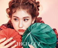 Jeon So Mi Shows Her Cuteness with 'High Cut' Magazine | Koogle TV