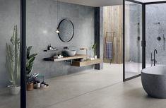 Floor Design, House Design, Greige, Background Tile, Marble Effect, Terrazzo, Stoneware, Tile Floor, Tiles
