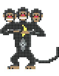 three-headed-monkey.png 350×450 píxeles