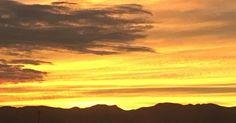 Cielo rojo #México #Aguascalientes #AgsMx #sunset #puestadesol