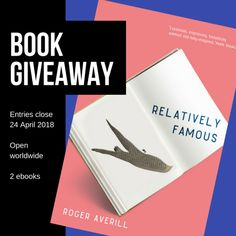 Worldwide Book Giveaway - Relatively Famous by Roger Averill