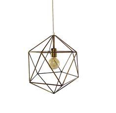 Bronze Geometric Pendant Light Handmade Hanging Light Cage Polyhedron Industrial Lighting Chandelier Ceiling Lamp Geometric Globe Chandelier by LightingAlchemy on Etsy https://www.etsy.com/ie/listing/398891385/bronze-geometric-pendant-light-handmade
