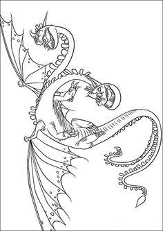 malvorlagen drachen-6