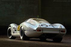Porsche 907L (Chassis 907-005)