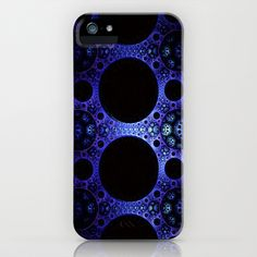 India Blue iPhone & iPod Case by Fine2art - $35.00