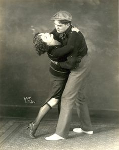 apache dance of the 1920s I chose this because it shows a younger couple dancing in the 1920s.