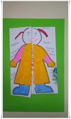 Χαρούμενες φατσούλες στο νηπιαγωγείο: Ο ΕΑΥΤΟΣ ΜΟΥ School, Cover, Books, Kids, Young Children, Libros, Boys, Book, Children