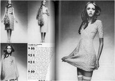 Vogue April 15th 1970