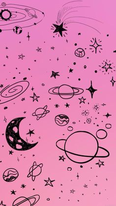 A great picture to tell the BlackPink group Black - Planets Wallpaper, Wallpaper Space, Tumblr Wallpaper, Love Wallpaper, Screen Wallpaper, Aesthetic Iphone Wallpaper, Galaxy Wallpaper, Pattern Wallpaper, Frozen Wallpaper