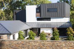 Residential house Brisbane Aluminium.