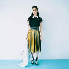 【ELLE girl】モードガールのデート服|エル・ガール・オンライン|エル・ガール・オンライン