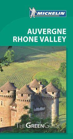 Michelin Guide Auvergne Rhone Valley