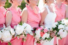 Preppy Chic Coastal Wedding on Bald Head Island | Abby Grace Photography on @classicbride via @aislesociety