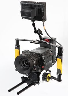 DragonFly Rig with Red Camera