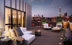 The Chroma Buildings property - New homes in London Penthouse London, Luxury Penthouse, Penthouse Apartment, London Apartment, Dream Apartment, Apartment Interior, Apartment Living, Apartments For Sale, Luxury Apartments