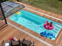 10 piscinas perfectas para casas peque itas piscinas for Piscinas super baratas
