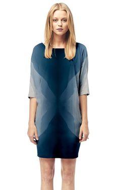 Highs Printed Dress - SilkFred