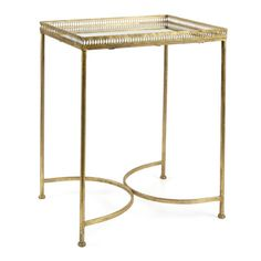 Mirrored Square Little Table | ZARA HOME United States of America