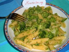 Pâtes aux brocolis façon Nadinette (les 3 versions) - Recette de cuisine Marmiton : une recette