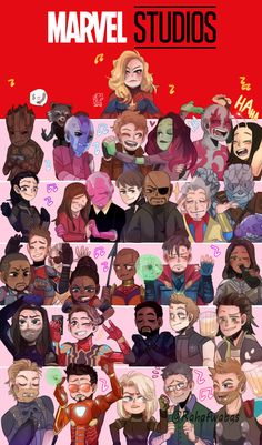 MCU credit to who made this! It's so cute