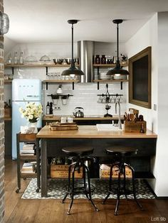 Discover This Breathtaking Industrial Kitchen Tips, That Will Help You Decide How To Do The Perfect Kitchen Makeover